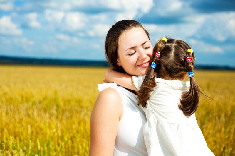 depressione-madre-figlia-impronta-dimostrata