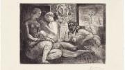 42511-Pablo_Picasso_Femmes_entre_elles_avec_voyeur_sculpte_1934_acquaforte_cm34x44_5