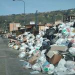 Respinti i rifiuti della Campania