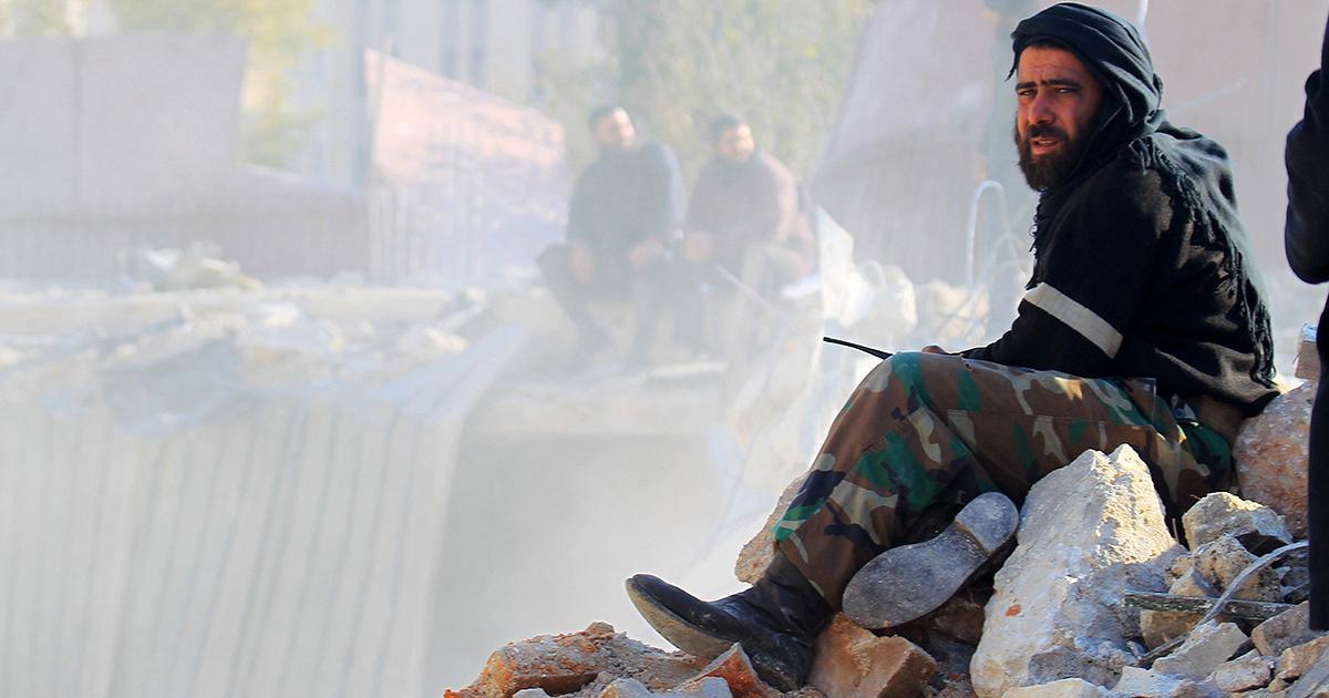 Siria Damasco accetta il cessate il fuoco