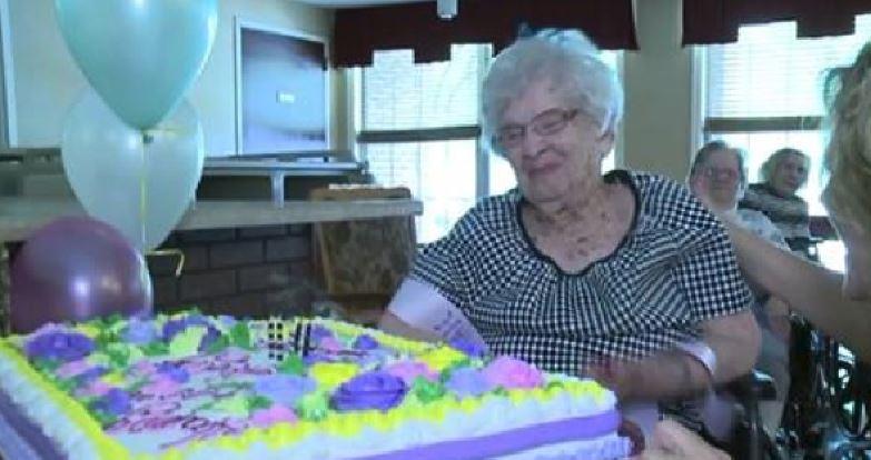 festeggia 101 anni