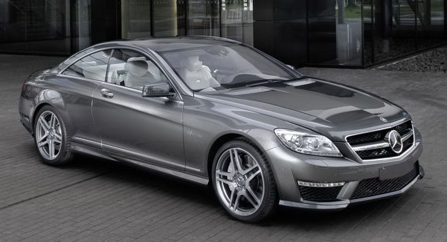 merceded cl63 cl65