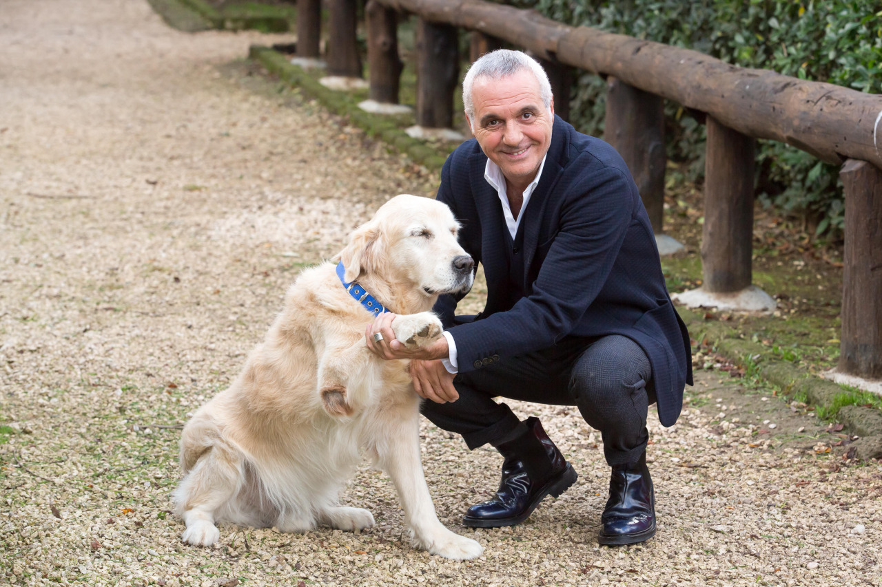 Giorgio Panariello presenta la fidanzata Claudia