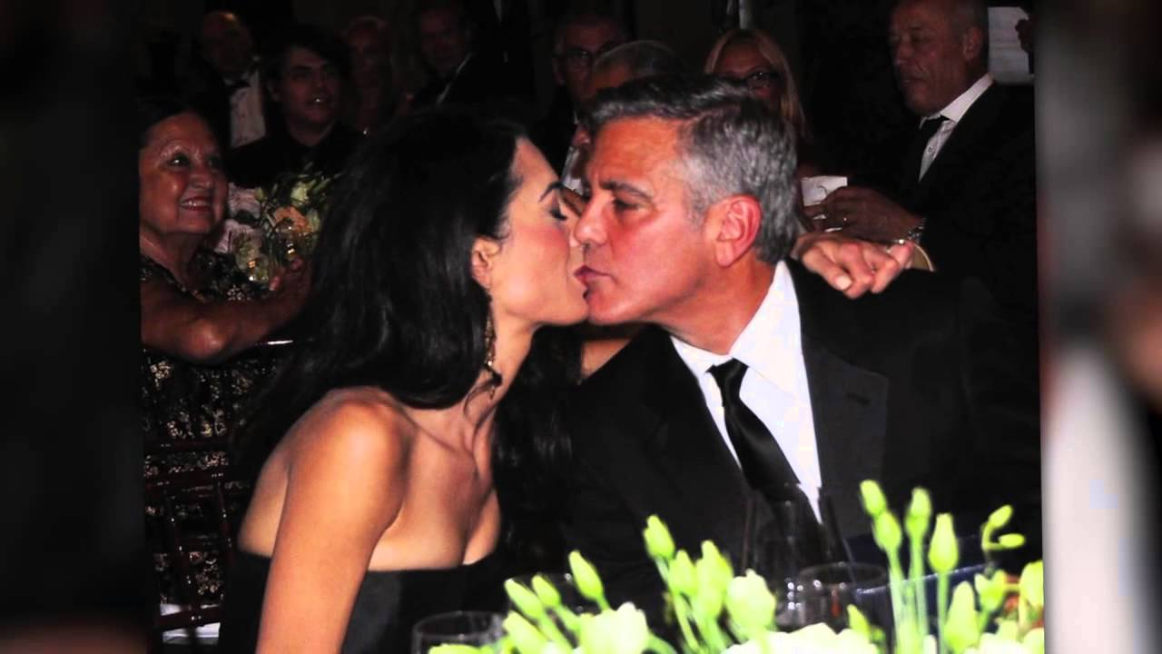 Minacce di morte ad Amal Alamuddin, George Clooney aumenta le misure di sicurezza