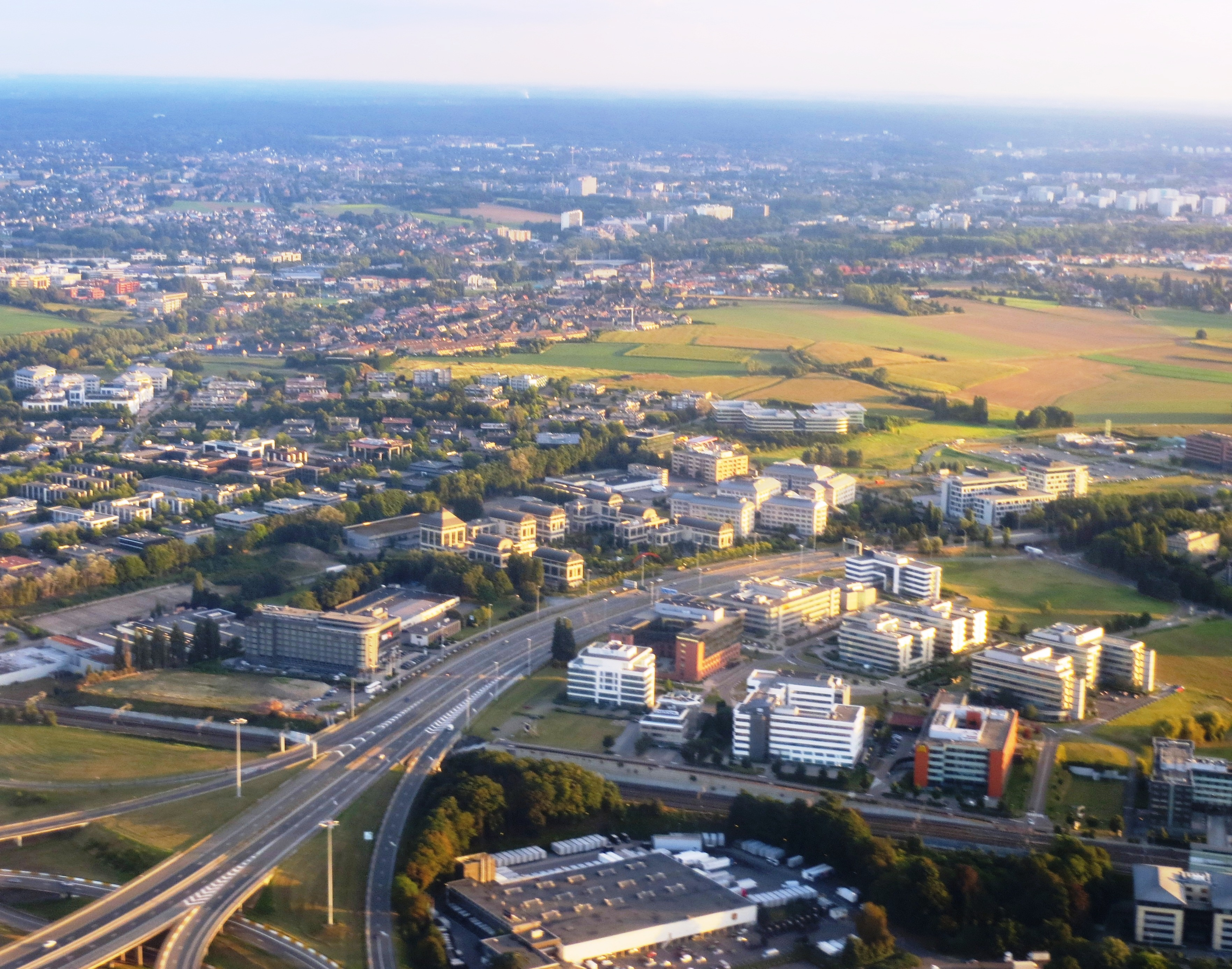 Brussel Zaventem from north IMG 2897 DHL Cisco