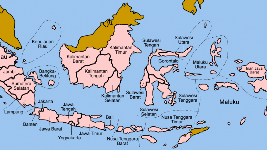 Terremoto in Indonesia. Rischio tsunami 7,9