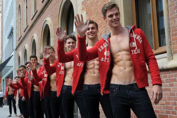 Abercrombie E Fitch Roma