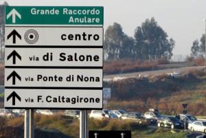 Roma, Ponte di Nona: dal 14 al 16 dopo le 22 chiude lo svincolo dell'A24