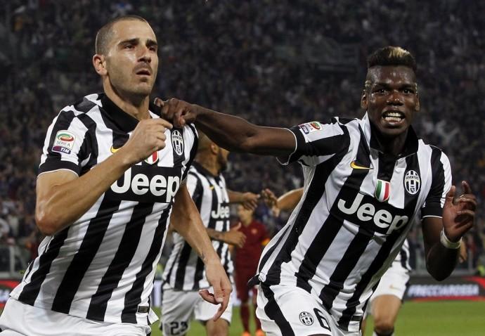 Juventus, finale di rigore: decide Bonucci