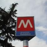 Interruzione servizio metro B a Roma