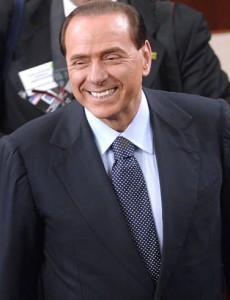 25 aprile a Roma, cerimonia all'Altare della Patria con Napolitano e Berlusconi