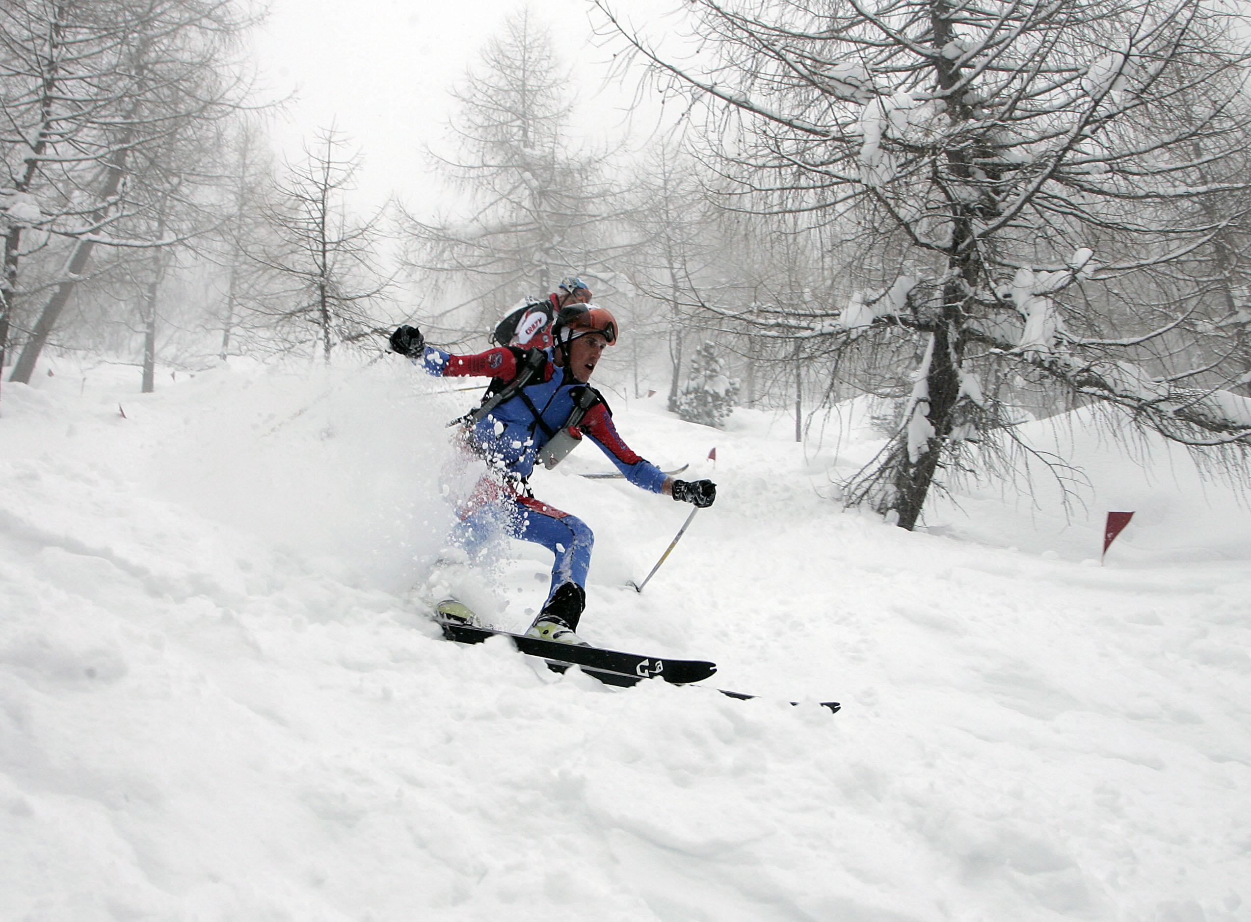 scialpinista