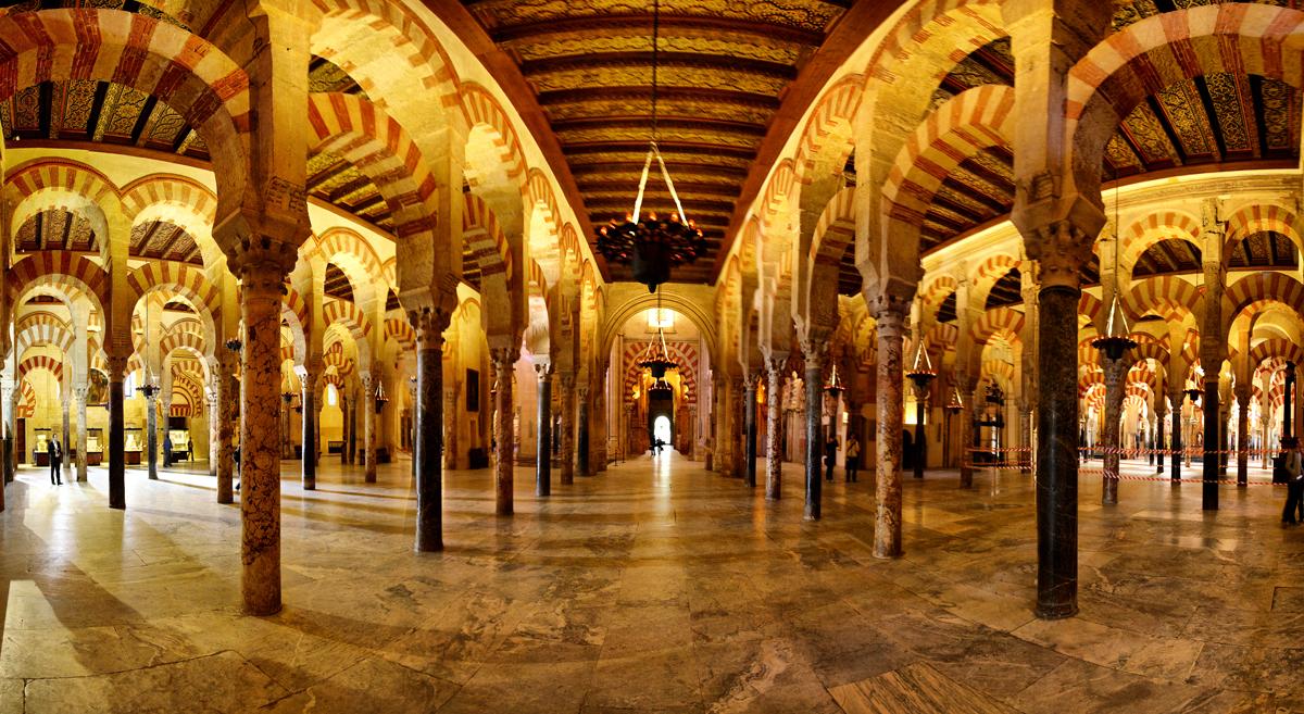 La storia della Grande Moschea di Cordoba