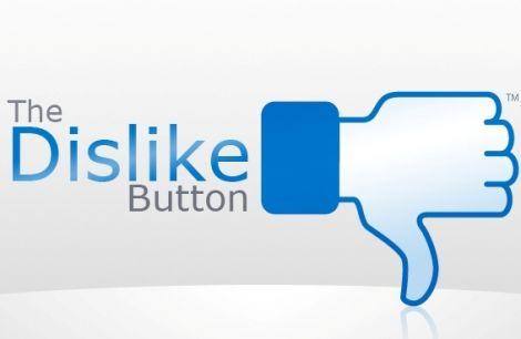 """Il pulsante """"Non mi piace"""" su Facebook"""