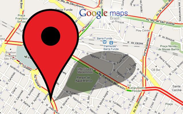 10 luoghi da vedere su Google Maps