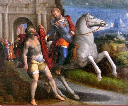 Chi è San Martino di Tours