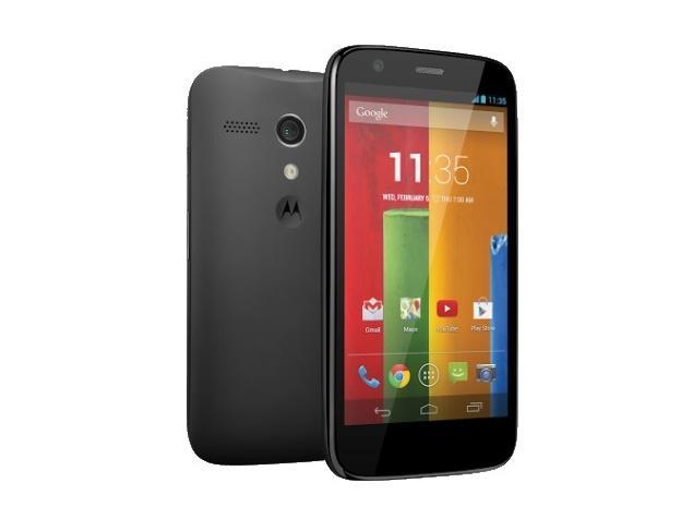 Caratteristiche smartphone Moto G