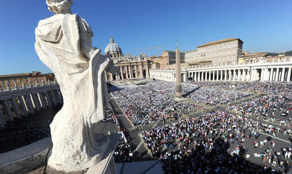 Orari messa Piazza San Pietro domenica delle Palme