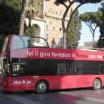 Nuovo piano per i bus turistici a Roma