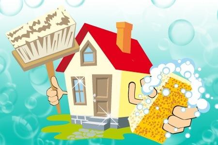 il modo pi semplice per pulire casa