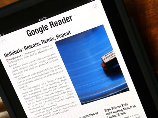 Le alternative a Google Reader