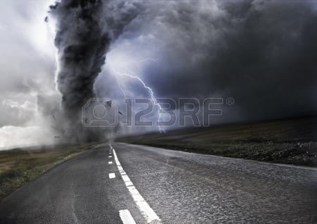 Come nascono i Tornado