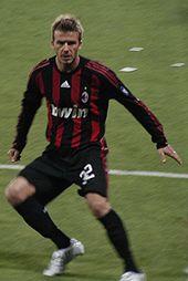 La carriera di David Beckham