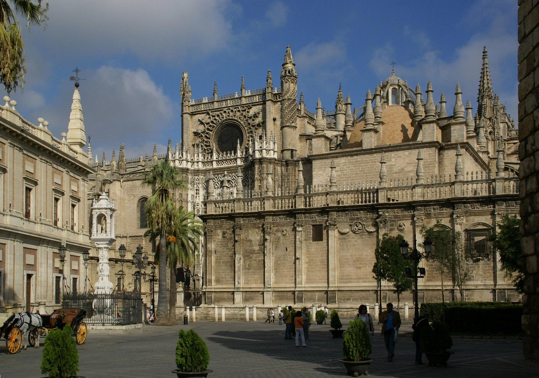 2007.10.04 041 Catedral Sevilla