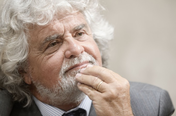 Grillo, sì a cambiamento legge elettorale