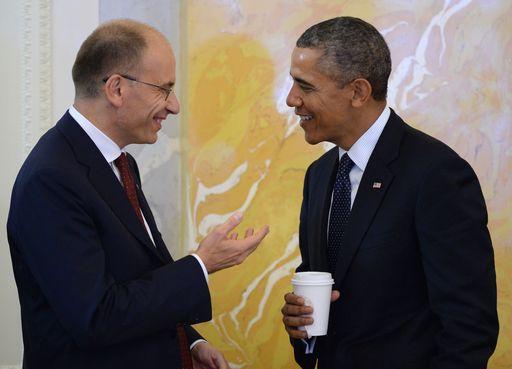 Governo, USA al fianco di Letta