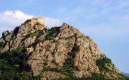 Il castello di Gioiosa Guardia, uno dei più magnifici dell'isola.