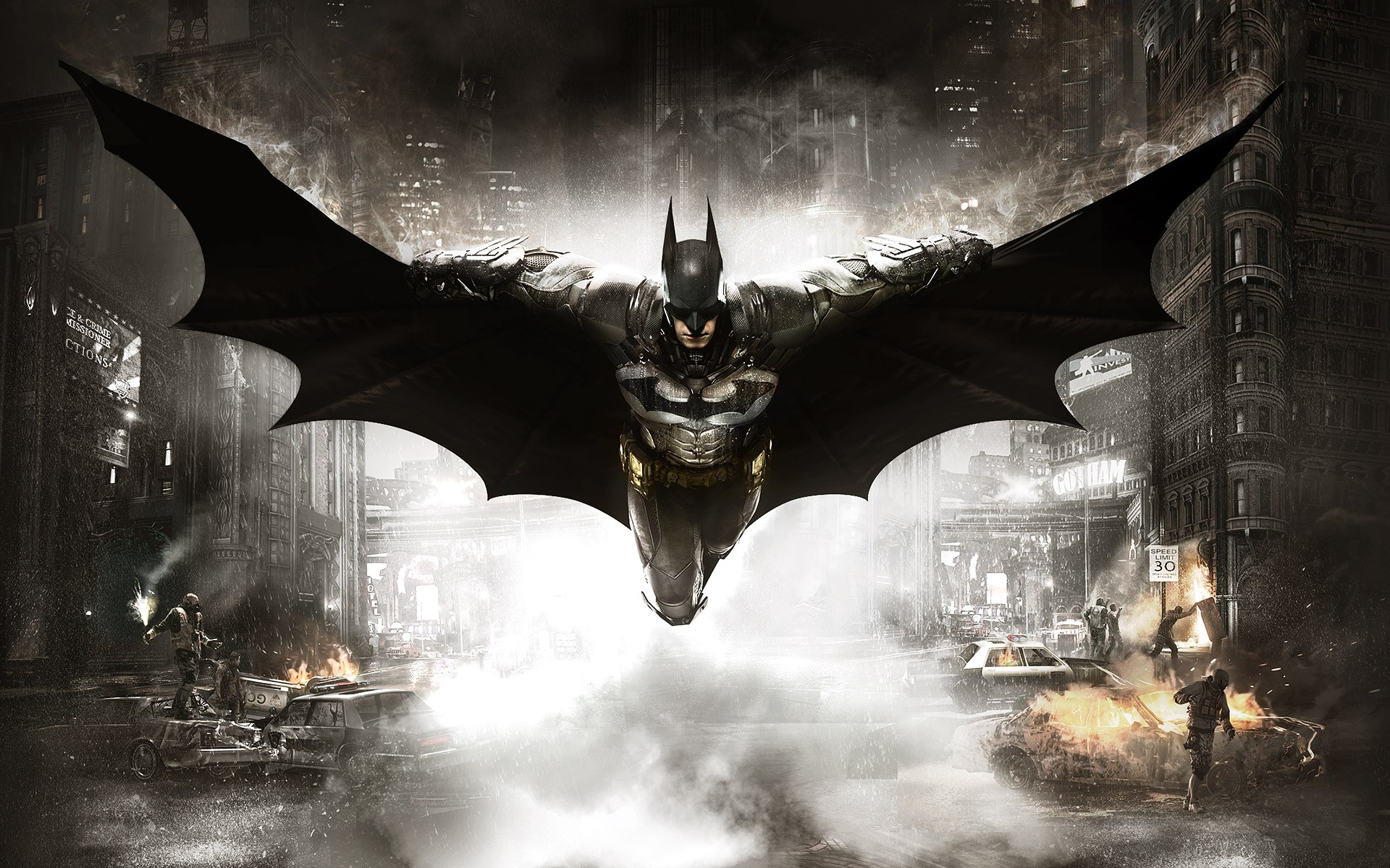 Data uscita videogioco Batman: Arkham Knight