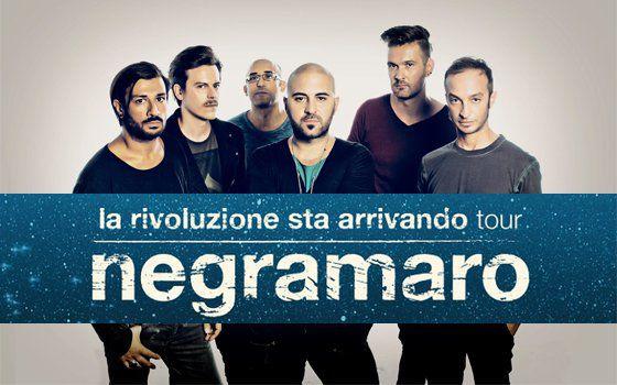 Scaletta concerto Negramaro Perugia