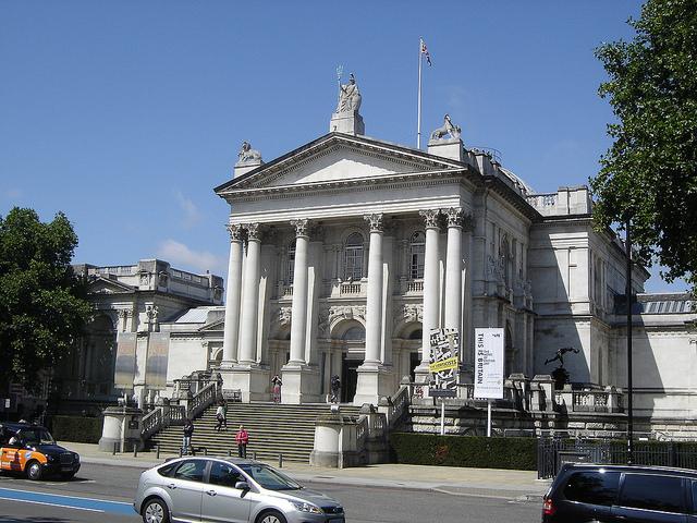 Come arrivare alla tate britain di londra for Tate gallery di londra