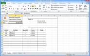 Come fare un modello con Excel