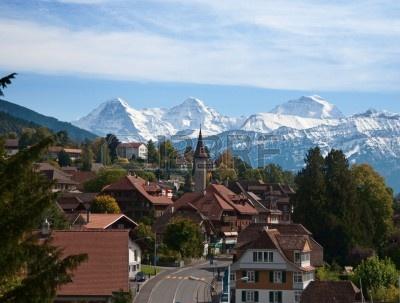 Itinerari Vacanze in Camper Svizzera