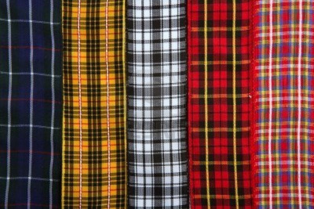 7447416 scottish tartan fabric tapes pattern background fashion trend