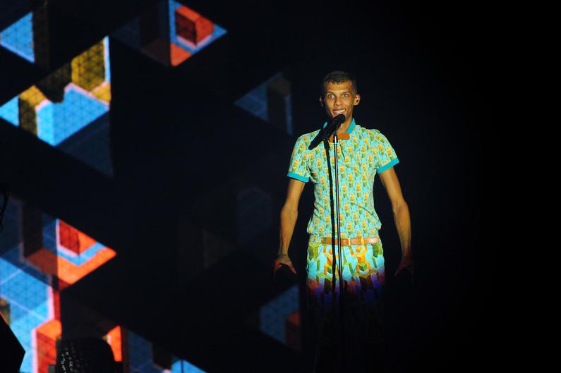 Quanto è alto cantante Stromae