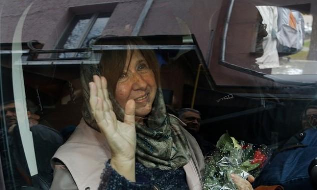 Chi è Svetlana Alexievich Premio Nobel letteratura 2015