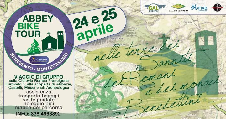 Bici: Abbey bike tour