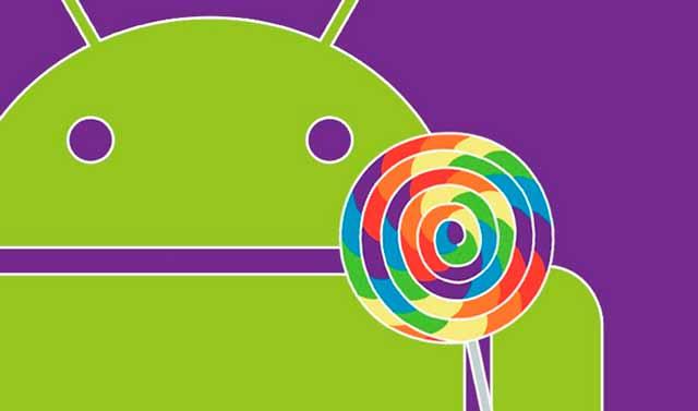 Data uscita aggiornamento Android 5.1 Lollipop