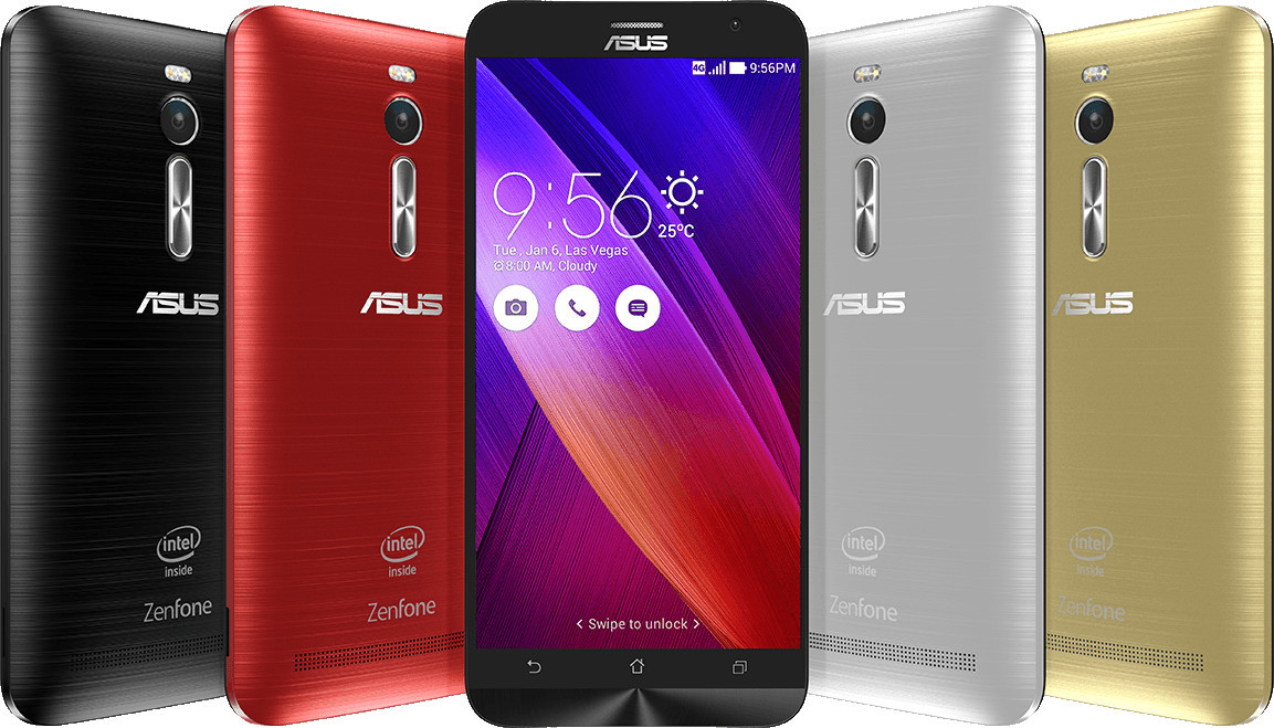 Prezzi smartphone Asus ZenFone 2