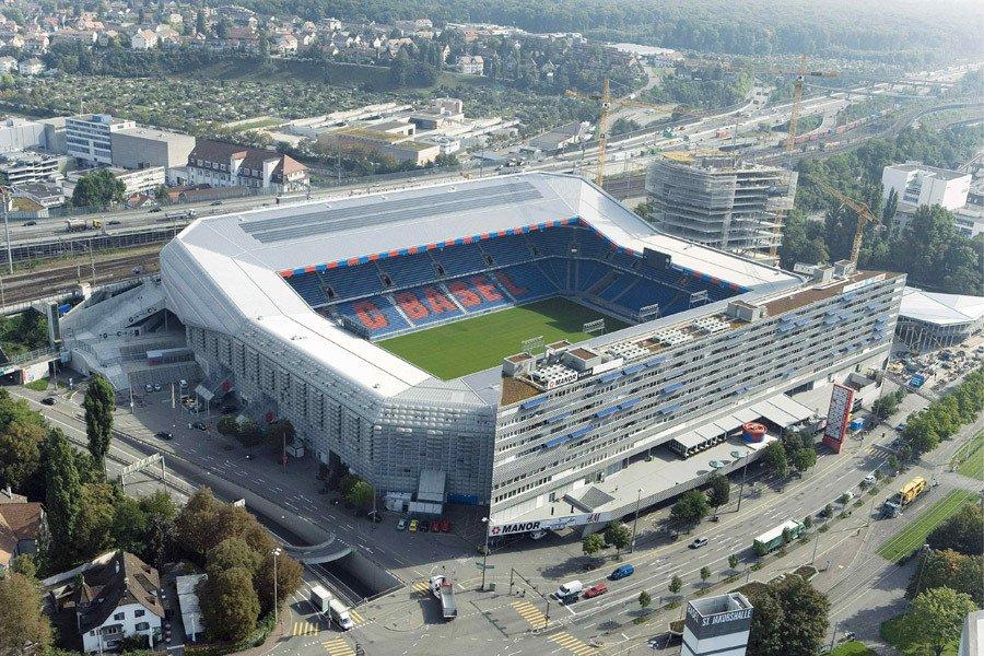 Basilea Stadio