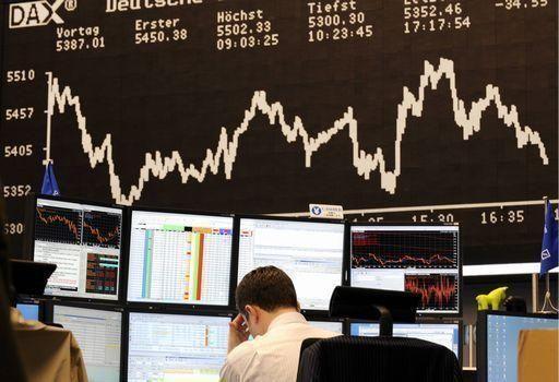 Andamento Borse europee