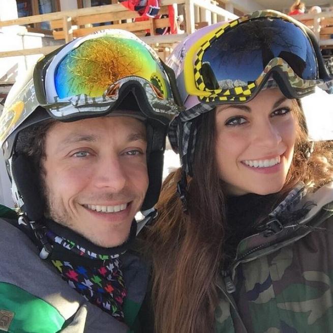 Chi è Linda Morselli fidanzata di Valentino Rossi