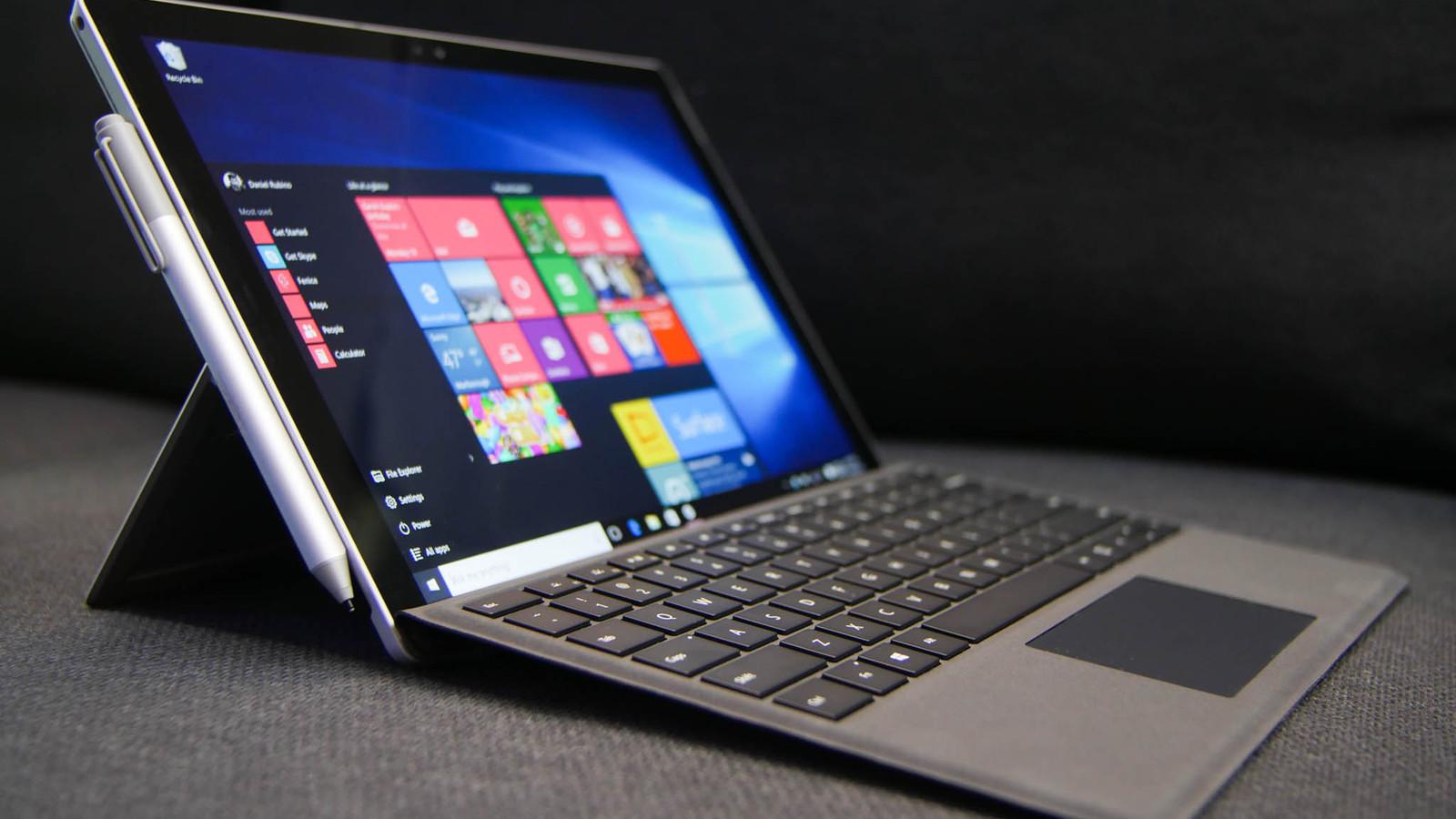 Caratteristiche Surface Pro 4