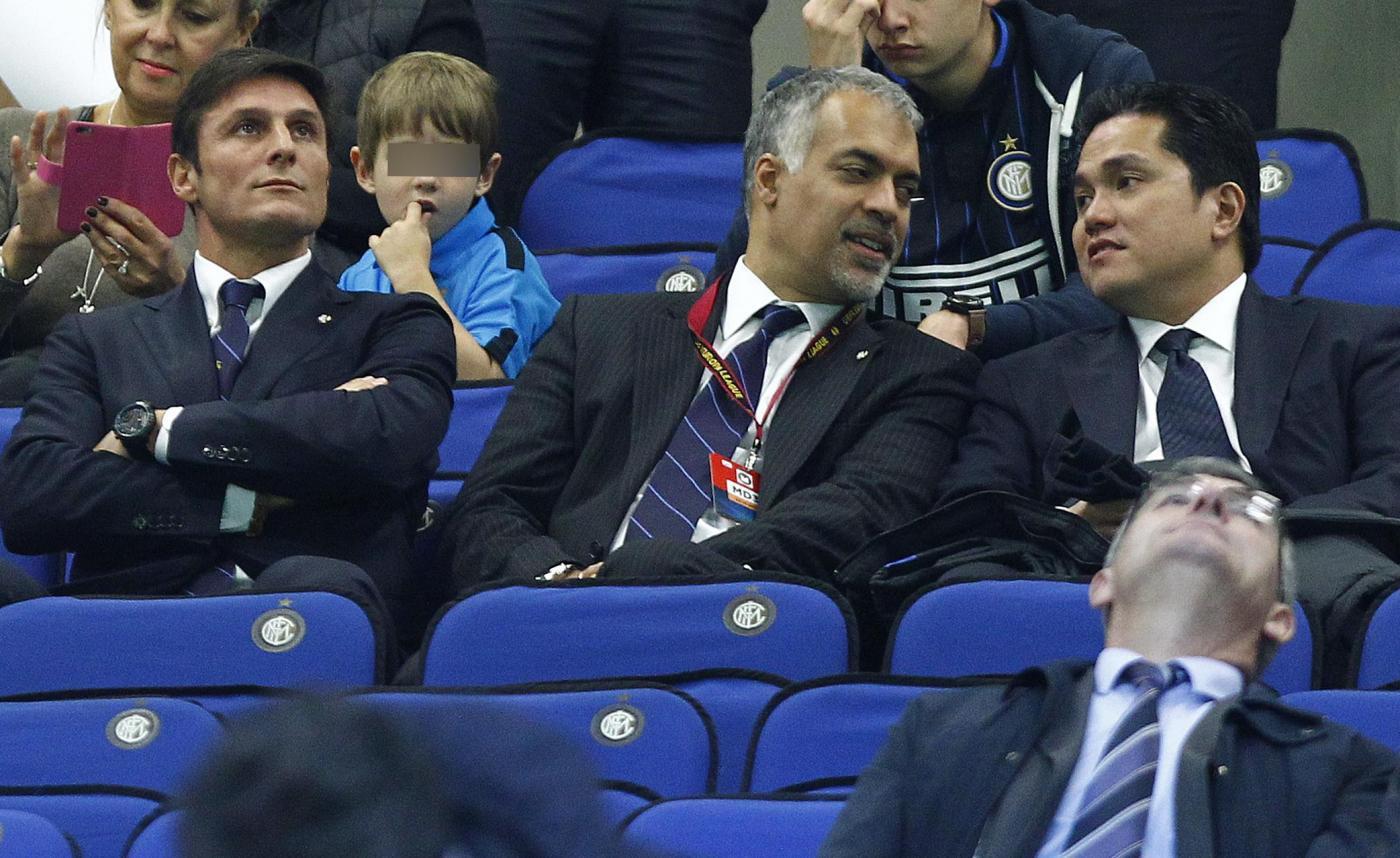 Cimici nella sede del club Inter spunta la spy story