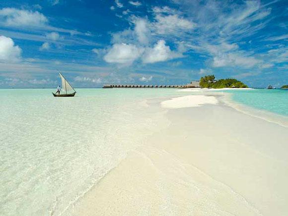 Le spiagge più belle delle Maldive