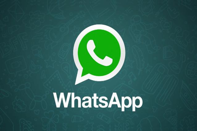 Come condividere file con whatsapp