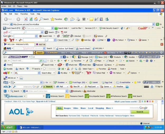 Come eliminare toolbar da Chrome